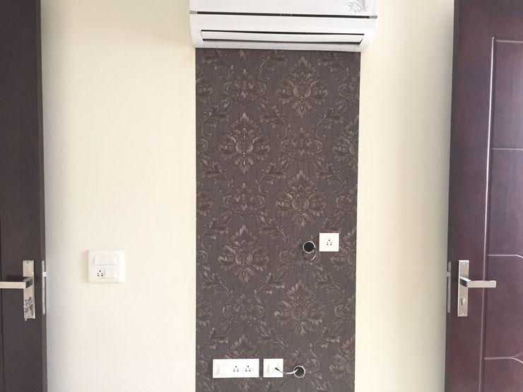 Decor At Door Camera da letto moderna