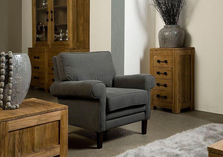 UrbanSofa ห้องนั่งเล่นโซฟาและเก้าอี้นวม