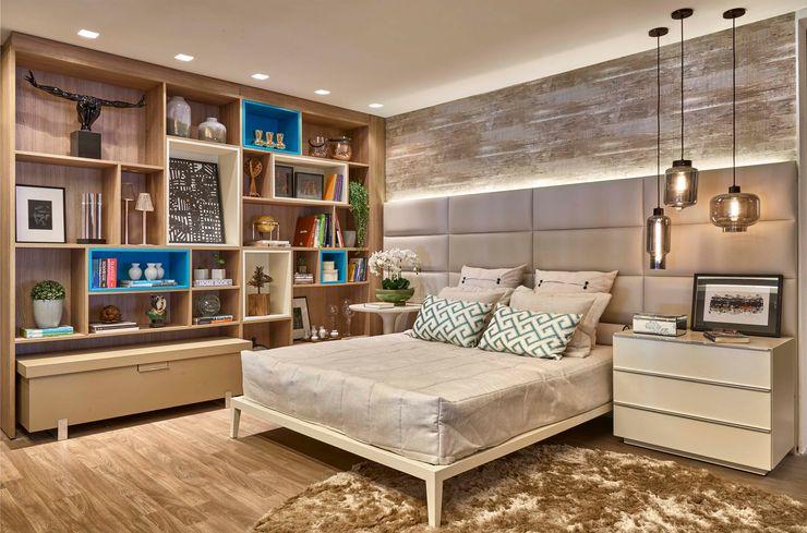 Lider Interiores Moderne Schlafzimmer