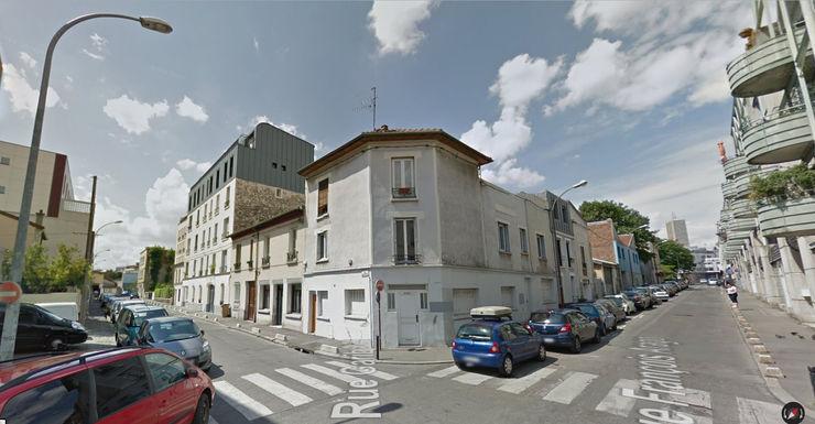 L'immeuble après le projet AADD+ Maisons modernes