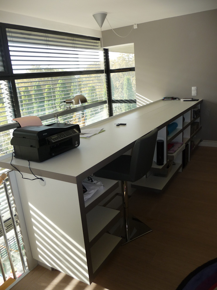 Duplex Parc de Bercy AADD+ Bureau moderne