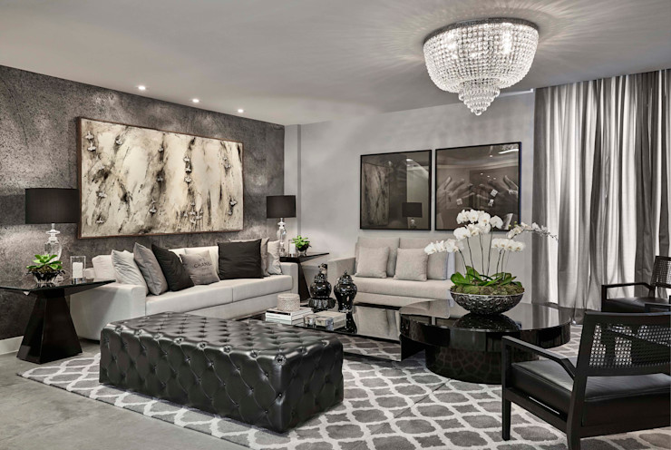 Lider Interiores Living room