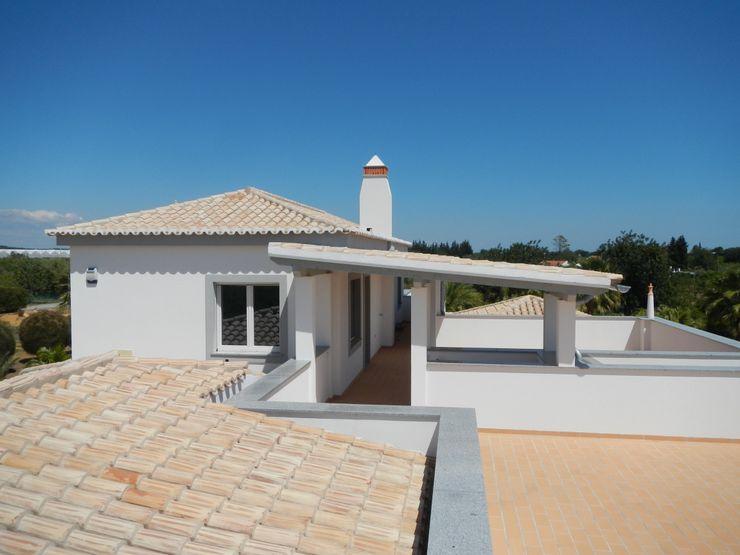 Isolamento Térmico pelo exterior RenoBuild Algarve Casas mediterrâneas