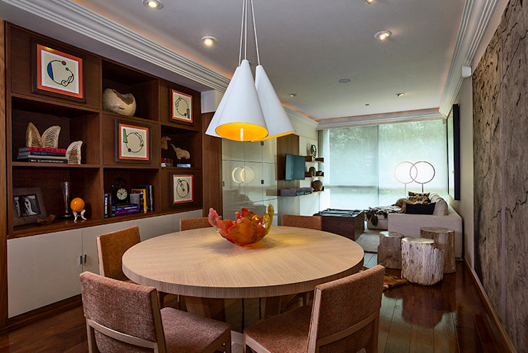 Olivia Aldrete Haas Modern dining room