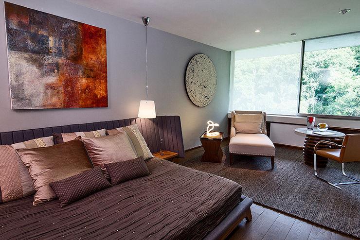 Olivia Aldrete Haas Dormitorios modernos: Ideas, imágenes y decoración