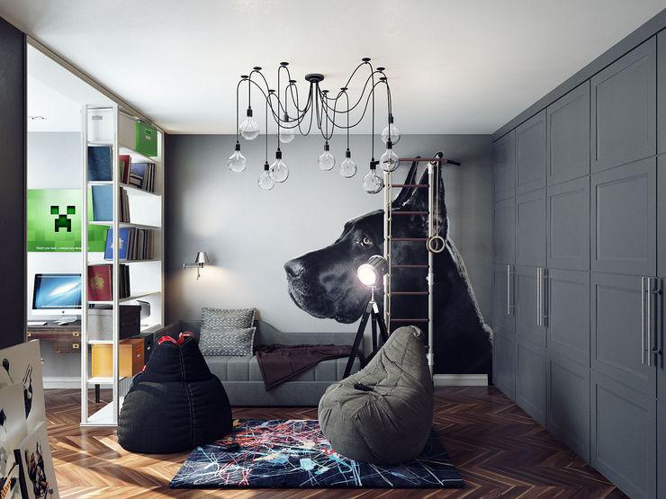 Хороший план Dormitorios infantiles clásicos