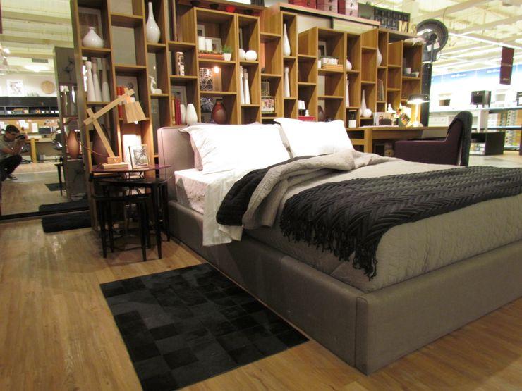 MIS Arquitetura e Interiores Modern style bedroom
