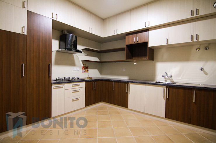 Modular kitchen cabinets homify Classic style kitchen