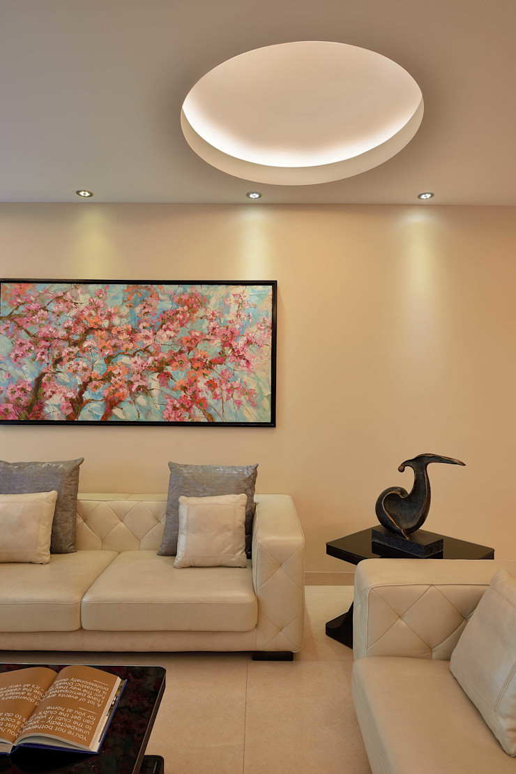 H5 Interior Design 现代客厅設計點子、靈感 & 圖片