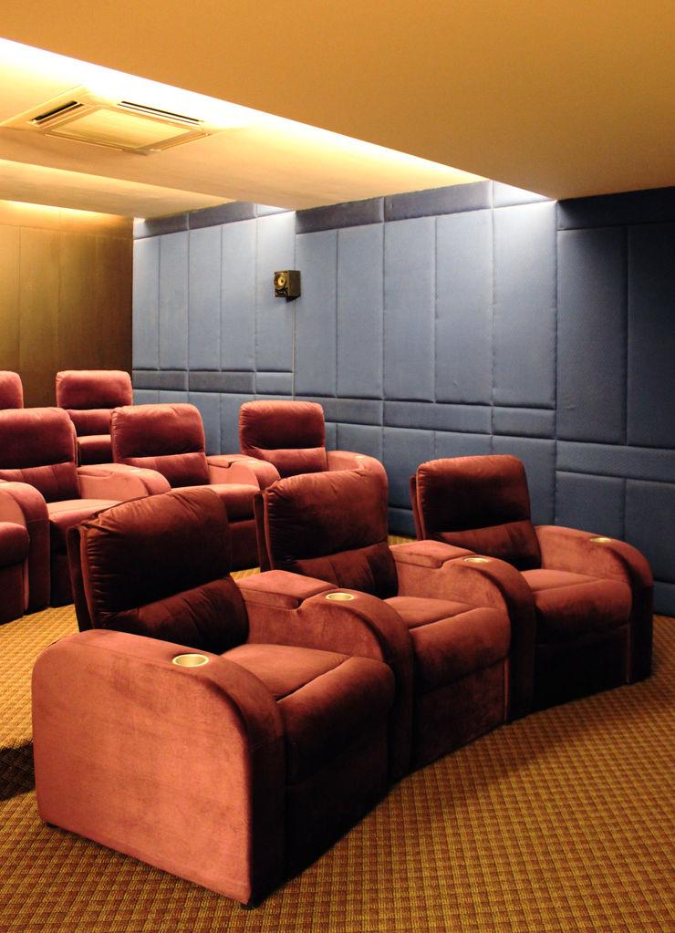 H5 Interior Design 視聽室