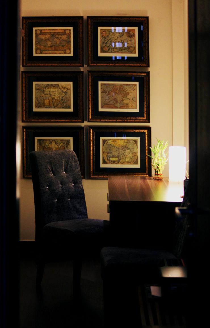 H5 Interior Design 書房/辦公室