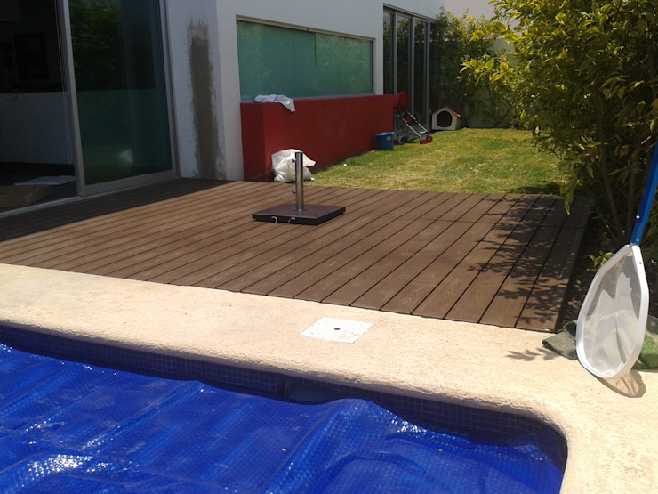 Grupo Boes Modern Pool