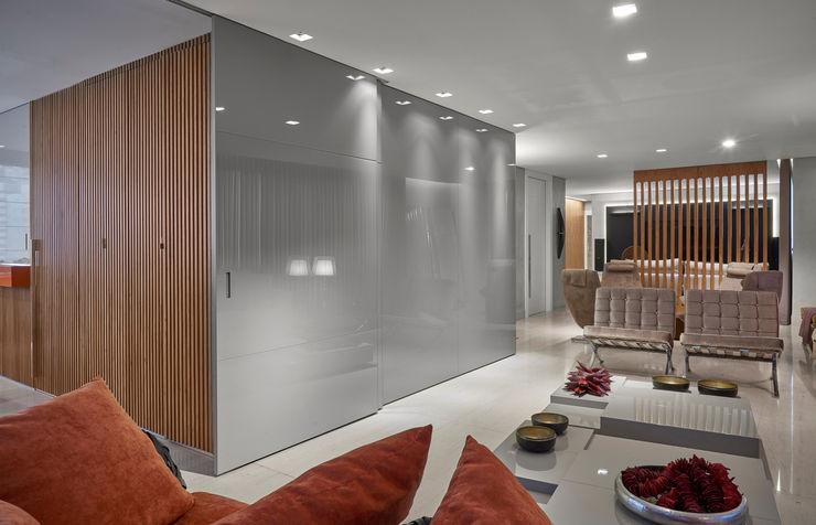 Isabela Canaan Arquitetos e Associados Modern living room