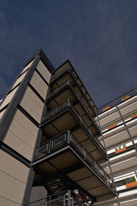 Trama Arquitectos Maisons modernes