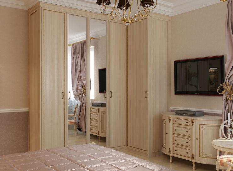 homify Dormitorios de estilo clásico Marrón