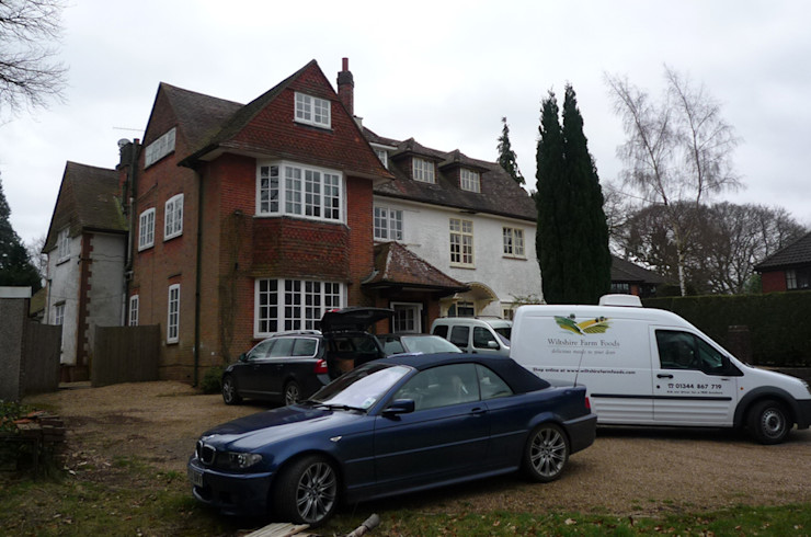 Existing 1900s Family Home in Hindhead, Surrey ArchitectureLIVE