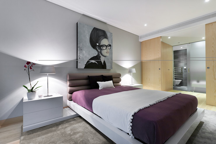 Sónia Cruz - Arquitectura غرفة نوم