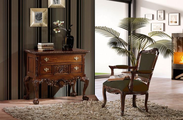 Keen Replicas Living roomCupboards & sideboards Solid Wood Wood effect