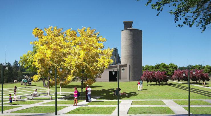 MARIELA DURA ARQUITECTURA PAISAJISTA Modern garden