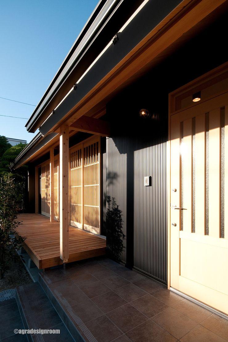 アグラ設計室一級建築士事務所 agra design room Balconies, verandas & terraces Accessories & decoration