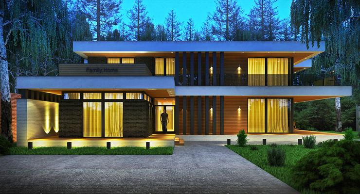 Sboev3_Architect Modern houses