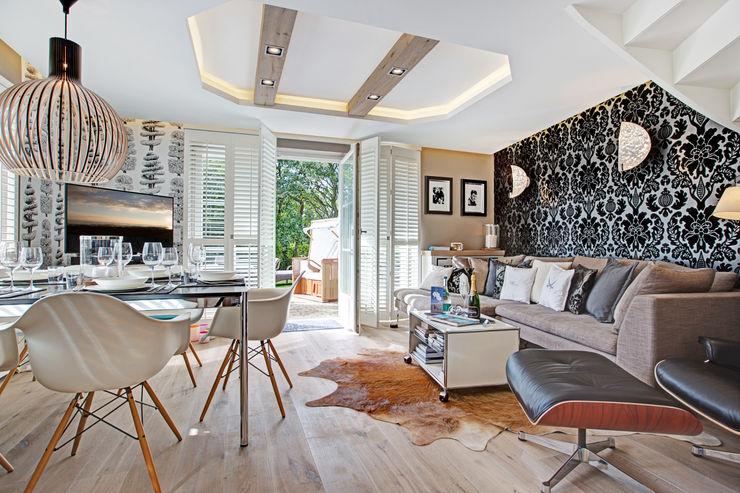 Designer-Ferienhaus auf Sylt Immofoto-Sylt