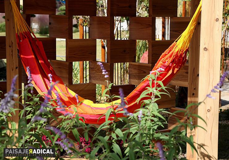 NAGASAKI - MEXICAN PATIO Paisaje Radical Jardines modernos