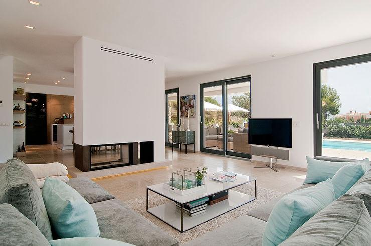 ABAD Y COTONER, S.L. Living room