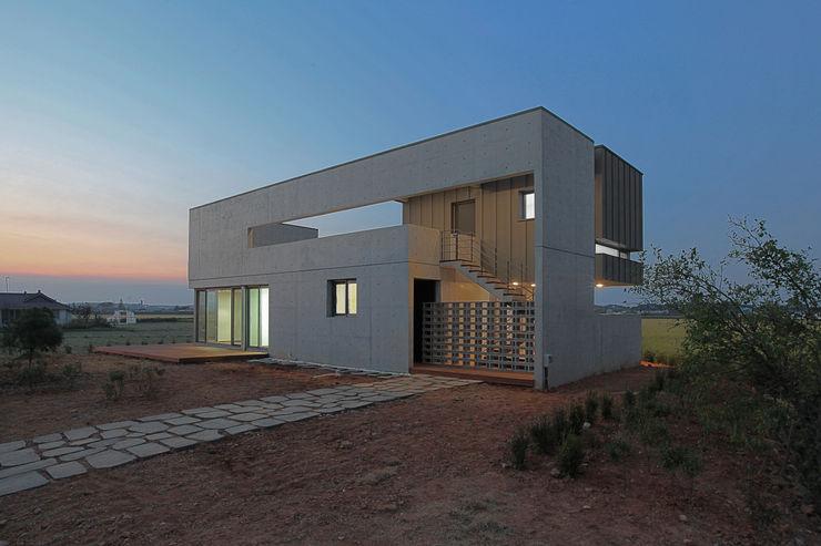 오종상 건축사 Casas modernas