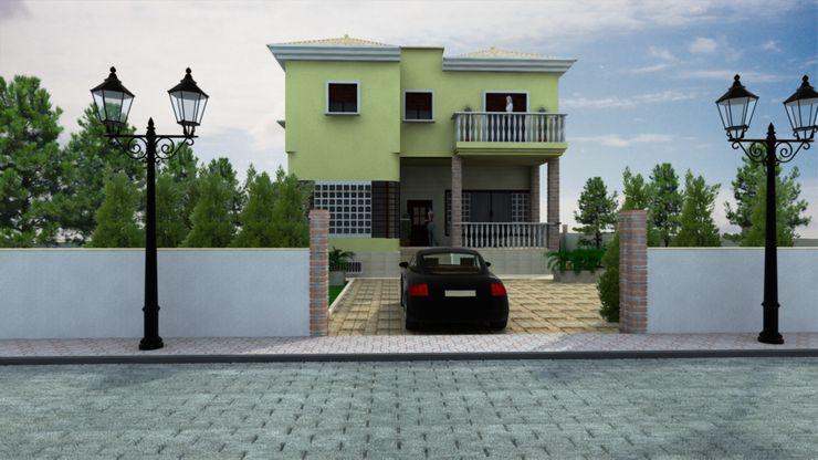 IND-INGENIEROS Modern houses