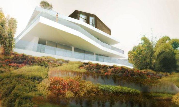 casa icabarú adjkm colectvo de arquitectos