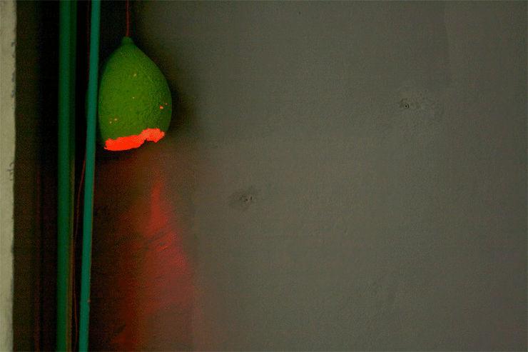 Avocadopapaer LivingsIluminación