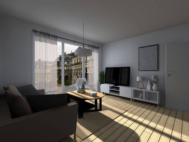 Sandia Design Living room