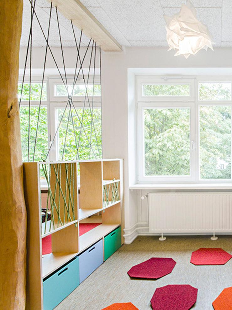 MJUKA Школы в скандинавском стиле