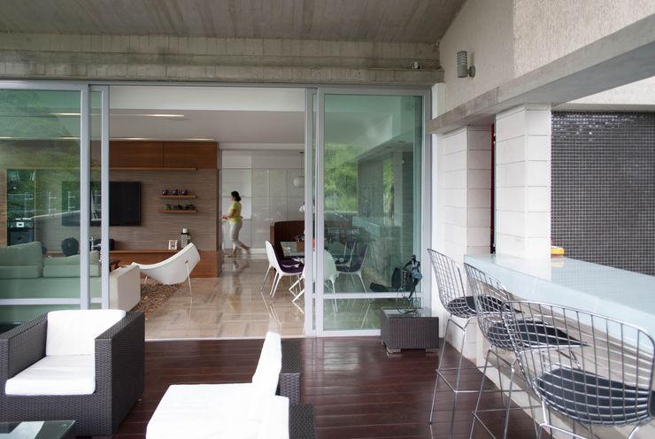 PH Altozano VODO Arquitectos Balcones y terrazas de estilo moderno