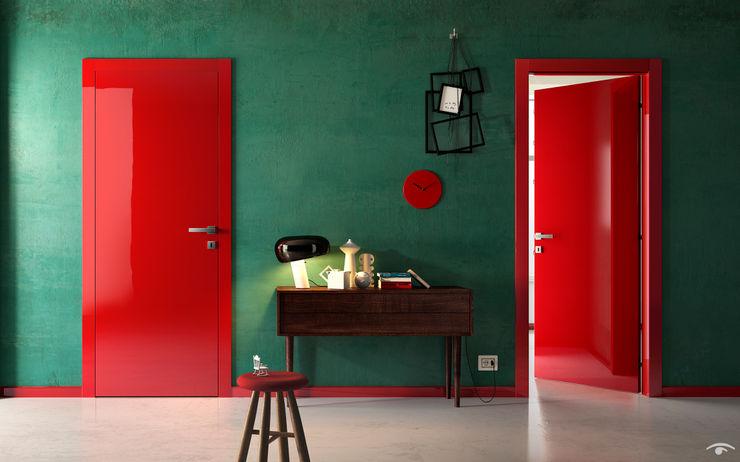 Progetti info8258 Koridor & Tangga Modern