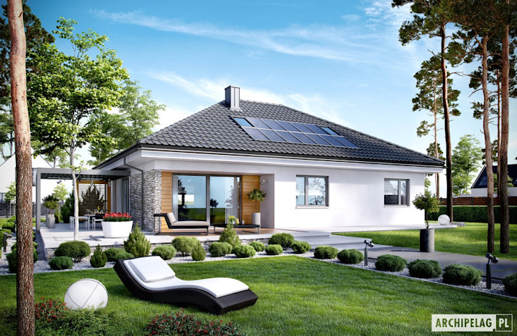 Pracownia Projektowa ARCHIPELAG บ้านและที่อยู่อาศัย