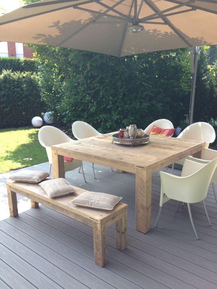 Tischlerei Charakterstück Garden Furniture