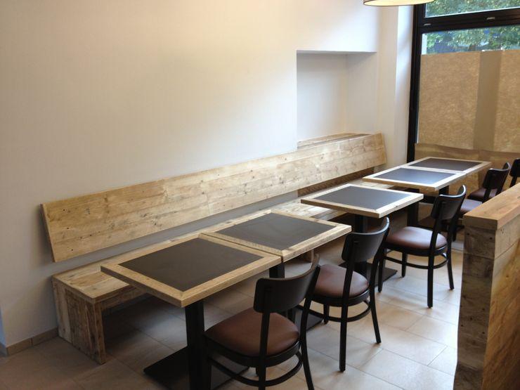 Tischlerei Charakterstück Office spaces & stores