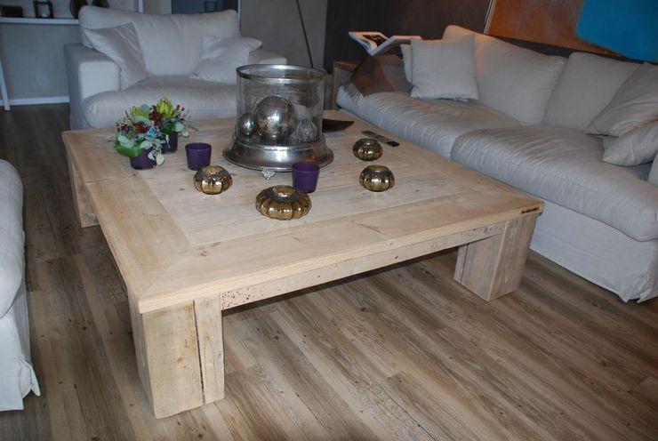 Tischlerei Charakterstück Living roomSide tables & trays