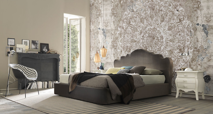 Els Home BedroomAccessories & decoration Paper Brown