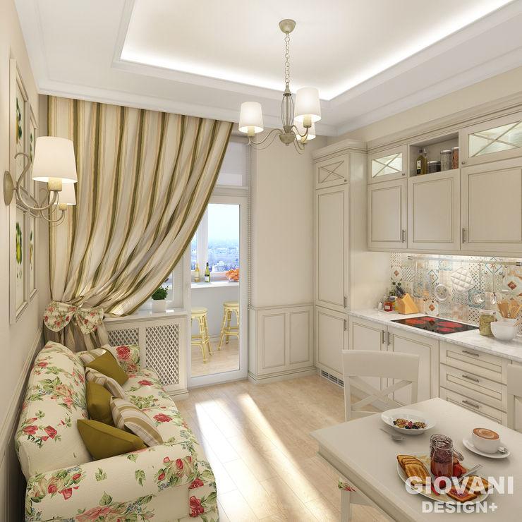 Giovani Design Studio Kitchen