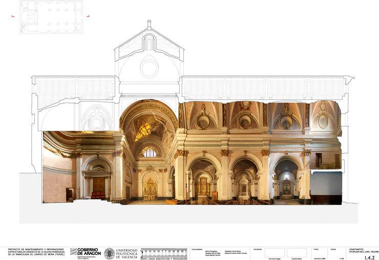 Pizzeghello - Architekten Berlin 地中海風 家