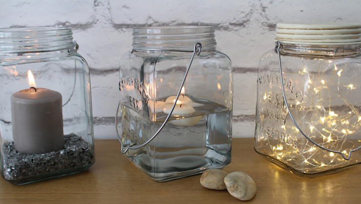Cosmic Jar HeadSprung Ltd WohnzimmerBeleuchtung
