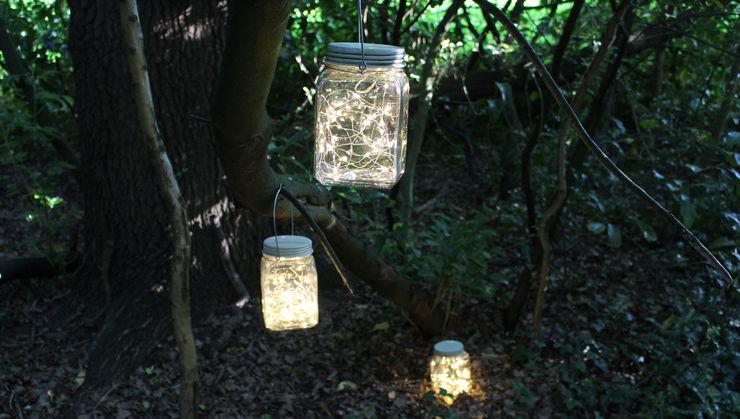 Cosmic Jar HeadSprung Ltd Garden Lighting