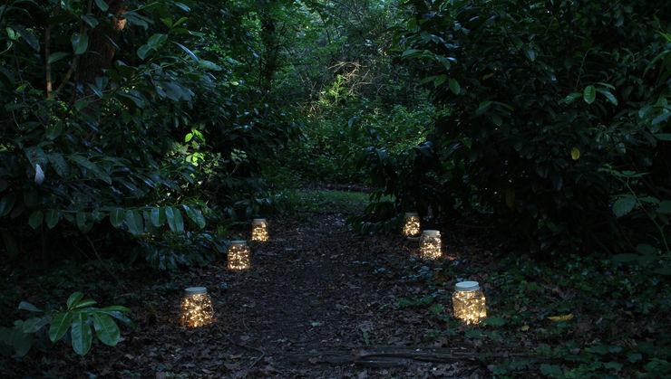 Cosmic Jar HeadSprung Ltd GartenBeleuchtung
