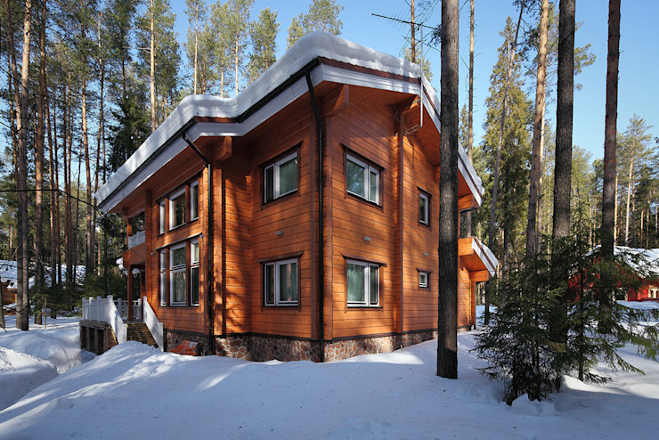Marina Pennie Design&Art Casas de estilo rural