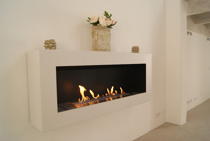 BIOLLAMA Living roomFireplaces & accessories