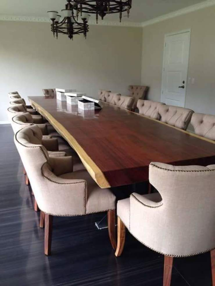 JS ARQUITECTURA Dining roomTables