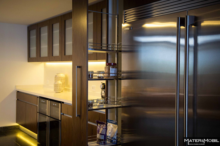 Mater & Mobil Modern Kitchen
